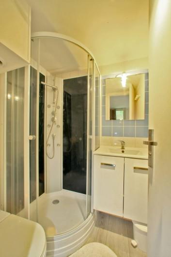 Location de vacances - Chalet à Messanges - Salle de bain