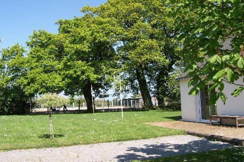 Location de vacances - Maison - Villa à Saint-Molf