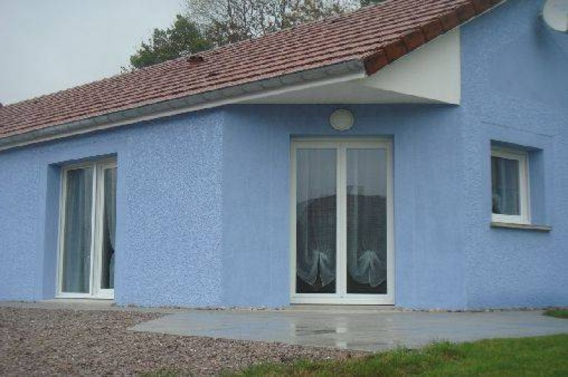 Location de vacances - Maison - Villa à Vagney