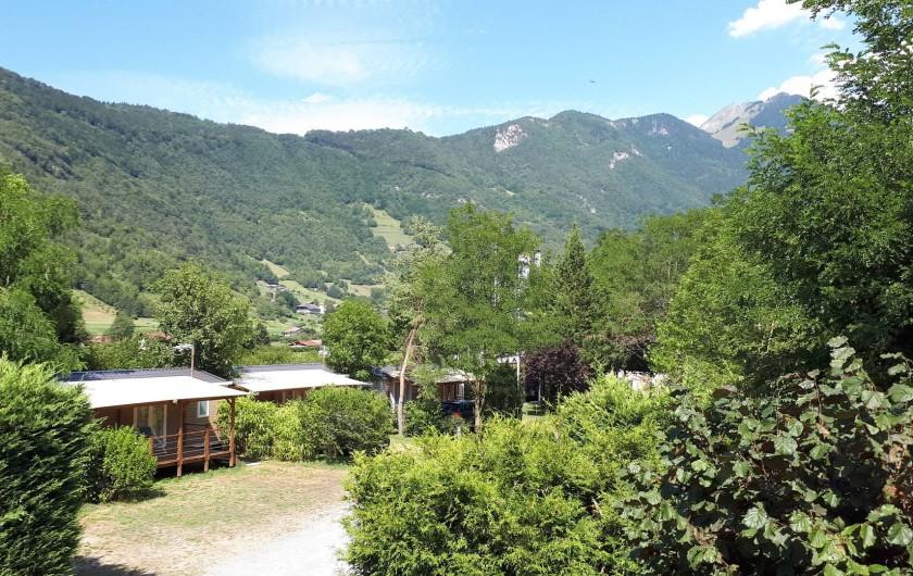 Location de vacances - Camping à Marlens