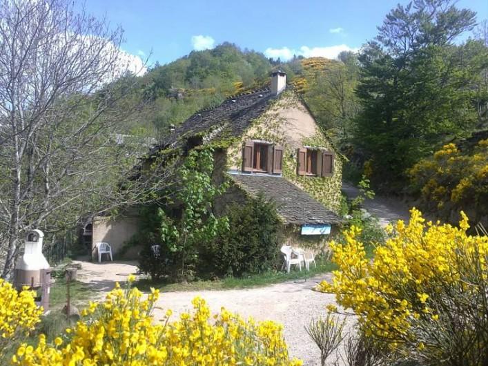 Location de vacances - Gîte à Le Pont-de-Montvert - gites au Printemps