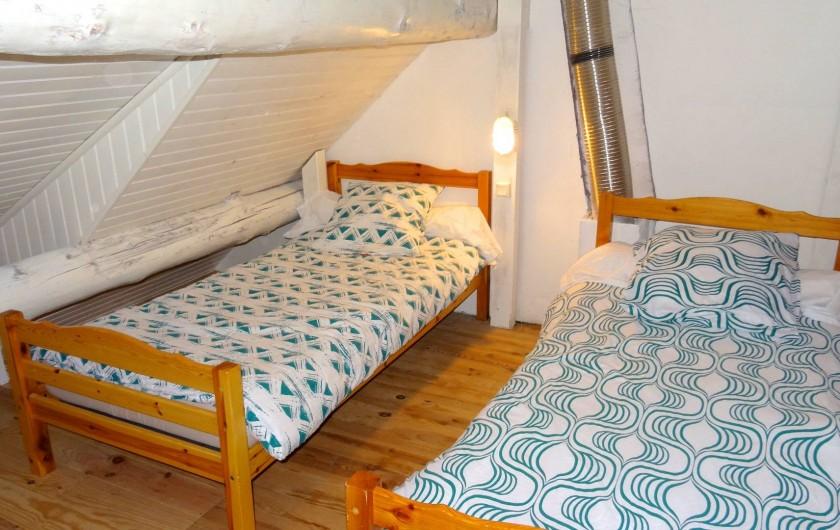 Location de vacances - Gîte à Le Pont-de-Montvert - mezzanine