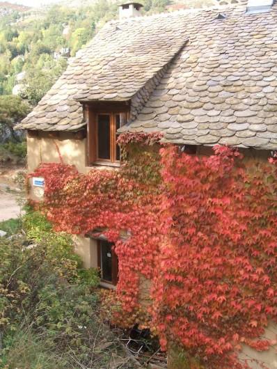 Location de vacances - Gîte à Le Pont-de-Montvert - gites en Automne