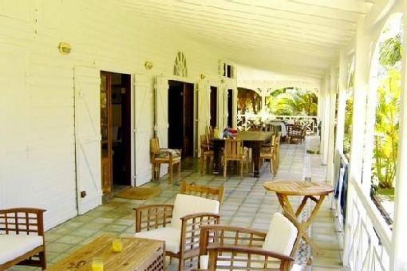Location de vacances - Villa à Le Bourg