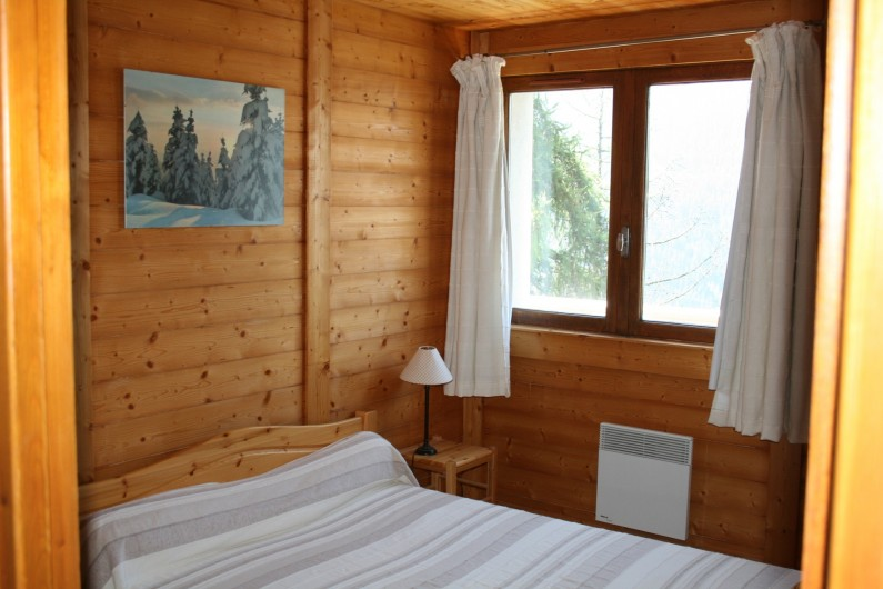 Location de vacances - Appartement à Peisey-Nancroix - Chambre 1