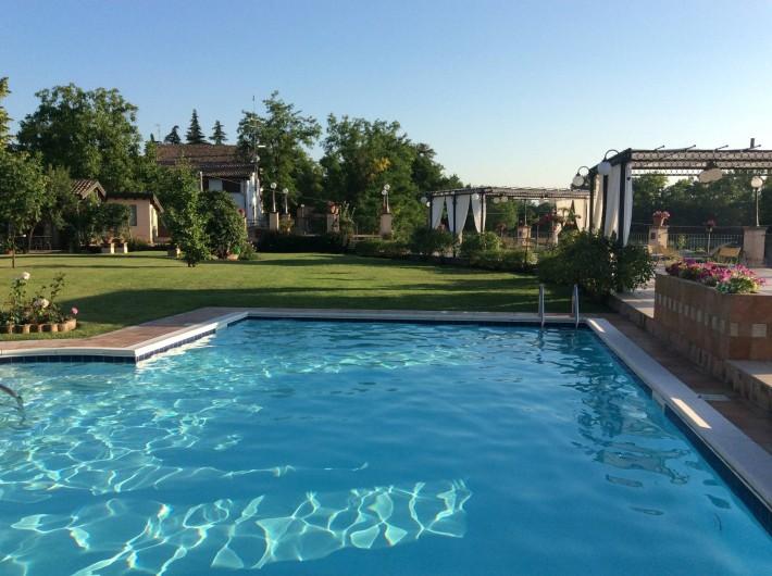 Location de vacances - Chambre d'hôtes à Bibbiano