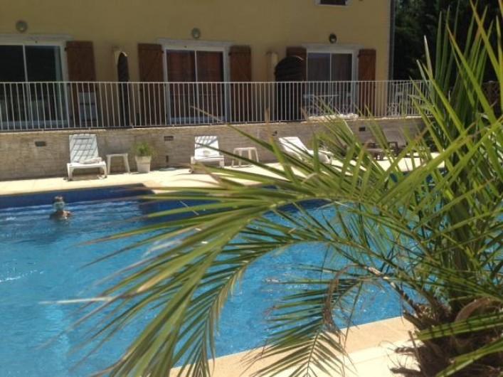 Location de vacances - Appartement à Vallon-Pont-d'Arc
