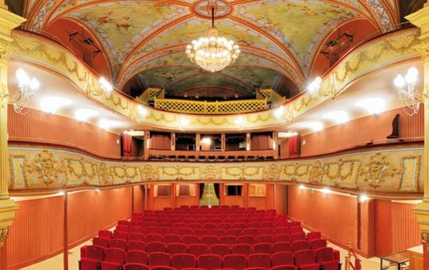 Location de vacances - Maison - Villa à Pézenas - Pézenas le Théâtre