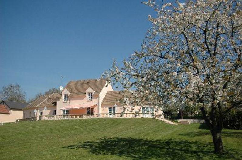 Villa La Verte Prairie  Senantes En Picardie Avec Piscine Et