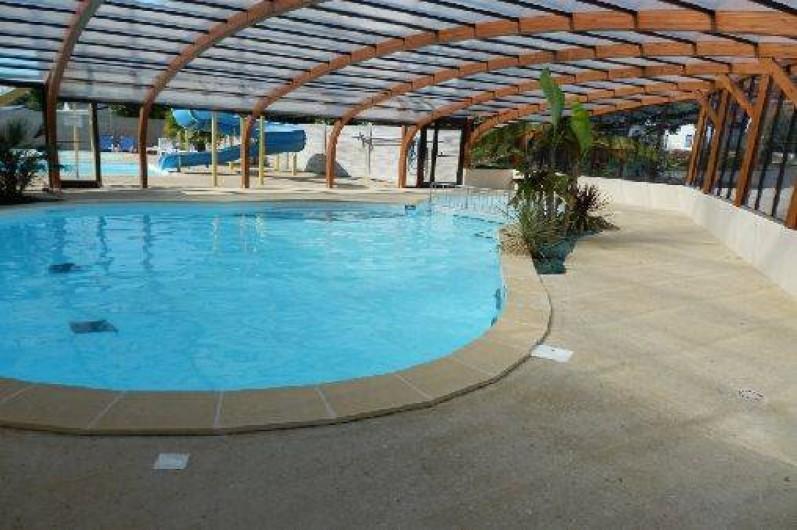 Location de vacances - Camping à Fouesnant