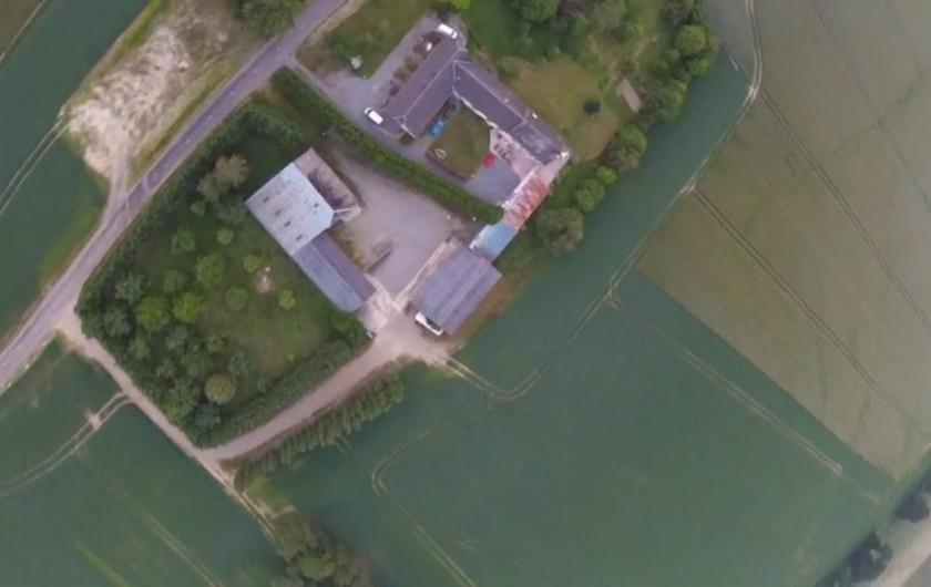 Location de vacances - Appartement à Bossus-lès-Rumigny