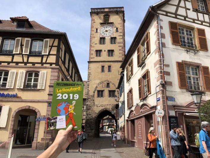 Location de vacances - Gîte à Ribeauville - Recommandé par le Guide du Routard depuis 20 ans