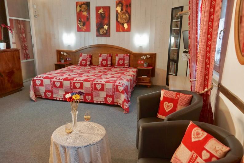 Location de vacances - Gîte à Ribeauville - Charme, calme, douceur, luminosité et authenticité