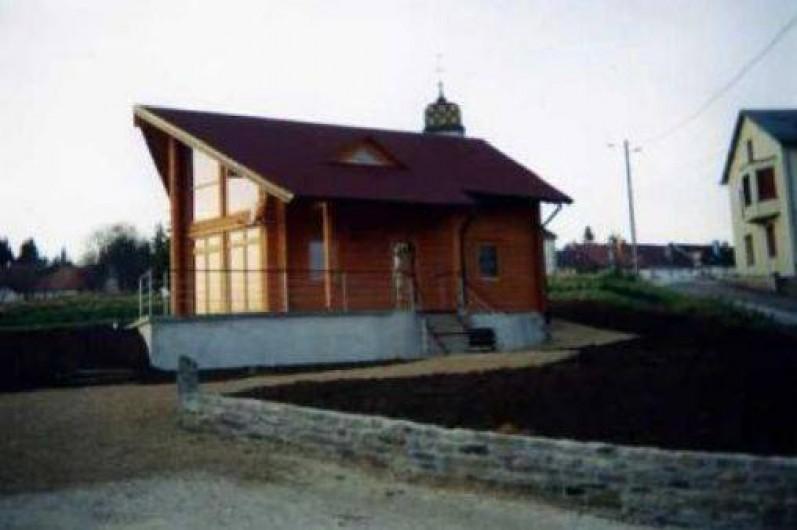 Location de vacances - Chalet à La Chaux-du-Dombief