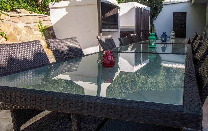 Location de vacances - Villa à Marbella