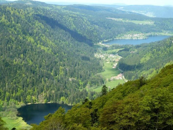 Location de vacances - Chalet à Basse-sur-le-Rupt - Vallée des Lacs