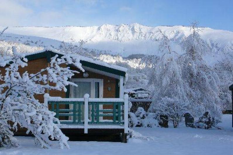 Location de vacances - Chalet à Aucun - Chalet Twin-Family