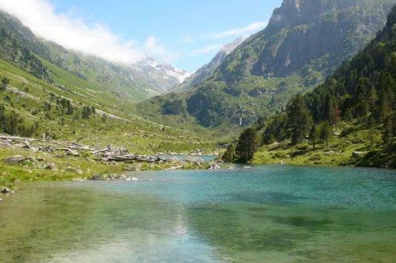 Location de vacances - Chalet à Aucun - Lac de Suyen - Val d'Azun