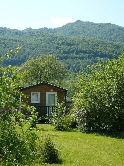 Location de vacances - Chalet à Aucun - Chalet DUO - Azun Nature