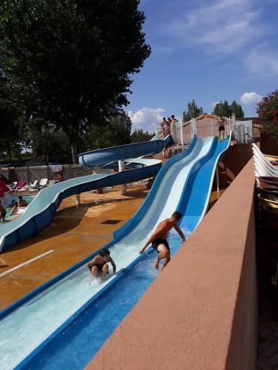 Location de vacances - Bungalow - Mobilhome à Le Grau-du-Roi