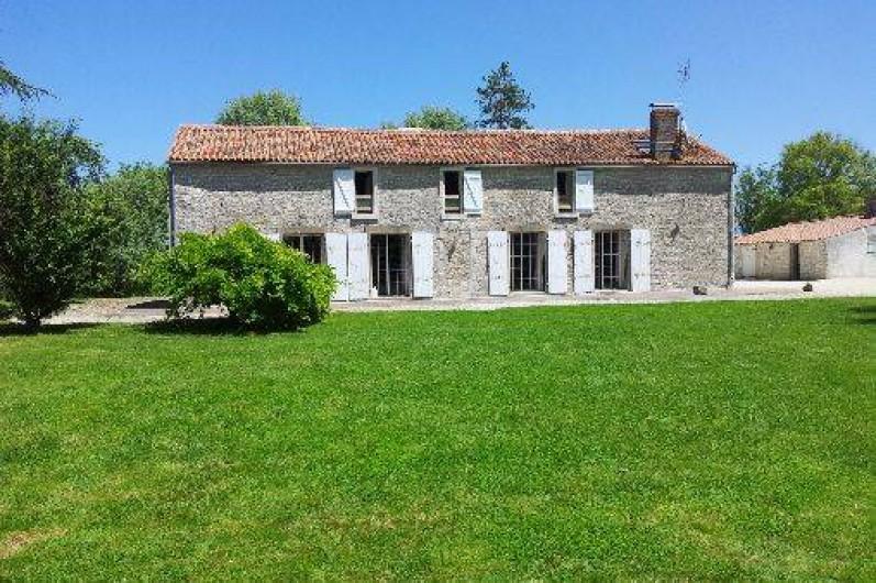 Location de vacances - Gîte à Chaillé-les-Marais
