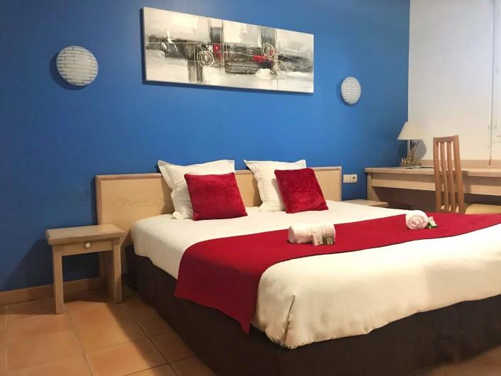 Location de vacances - Hôtel - Auberge à Saint-Jean-le-Centenier - Chambre 21b