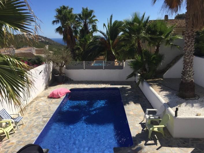 Location de vacances - Villa à Teulada