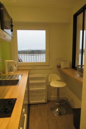 Location de vacances - Studio à Trégastel - cuisine