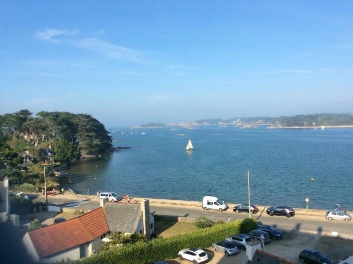 Location de vacances - Studio à Trégastel - vue sur la baie ste anne