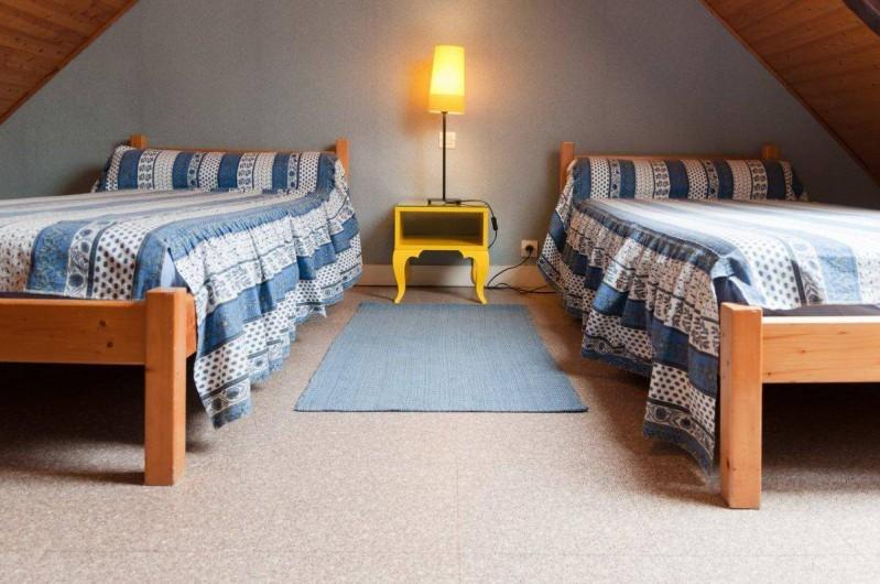 Location de vacances - Maison - Villa à Roscoff - Chambre N°3 - 1er étage