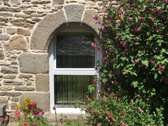 Location de vacances - Maison - Villa à Roscoff - Détail d'architecture