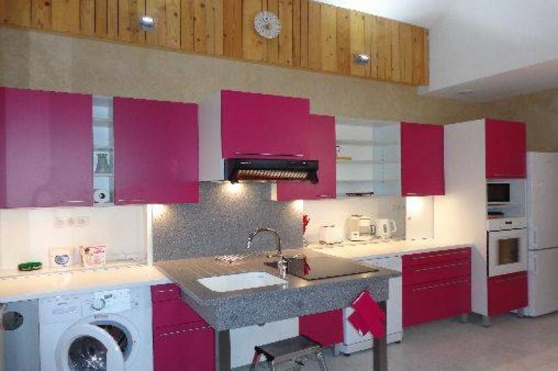 Location de vacances - Gîte à Plan-de-Baix - La cuisine