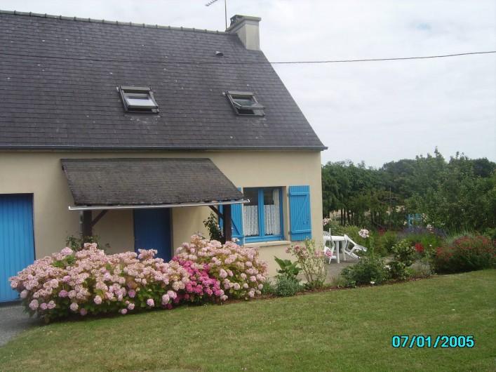 Location de vacances - Maison - Villa à Clohars-Carnoët - MAISON