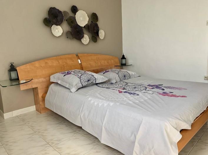 Location de vacances - Gîte à Le Crès - Gite Les Lavandes 4 personnes