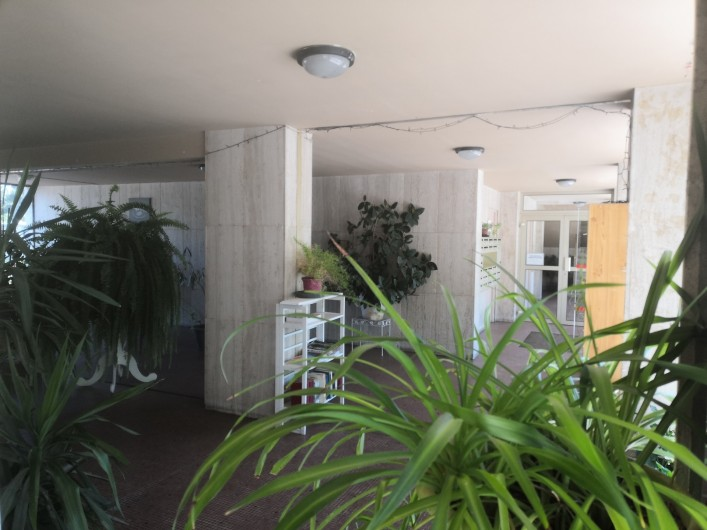 Location de vacances - Appartement à Marseille - Hall d'entrée d'immeuble