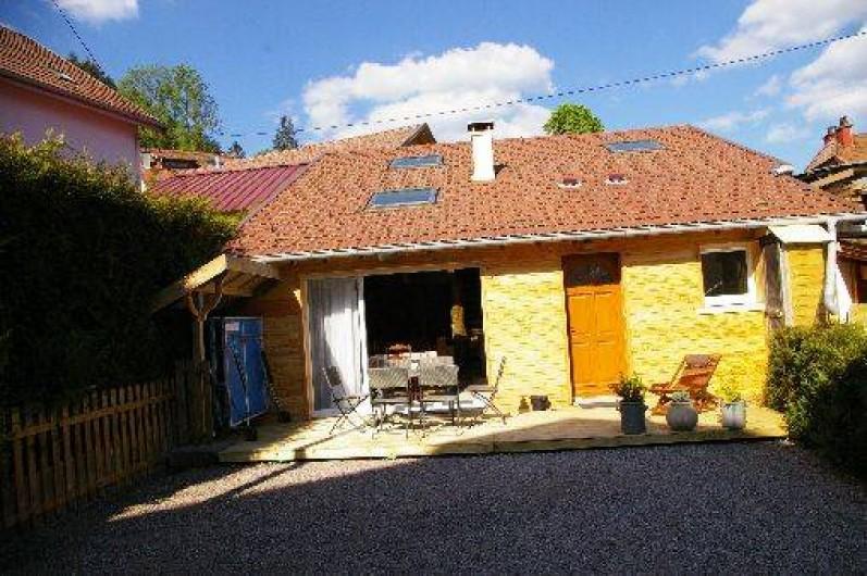 Location de vacances - Gîte à Gérardmer