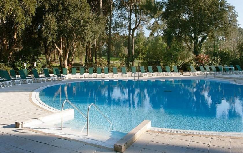 Location de vacances - Villa à Moliets-et-Maa - 4 piscines dont une chauffée