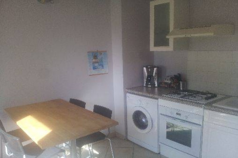 Location de vacances - Appartement à Hyères - cuisine