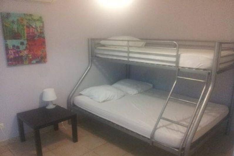Location de vacances - Appartement à Hyères - chambre2