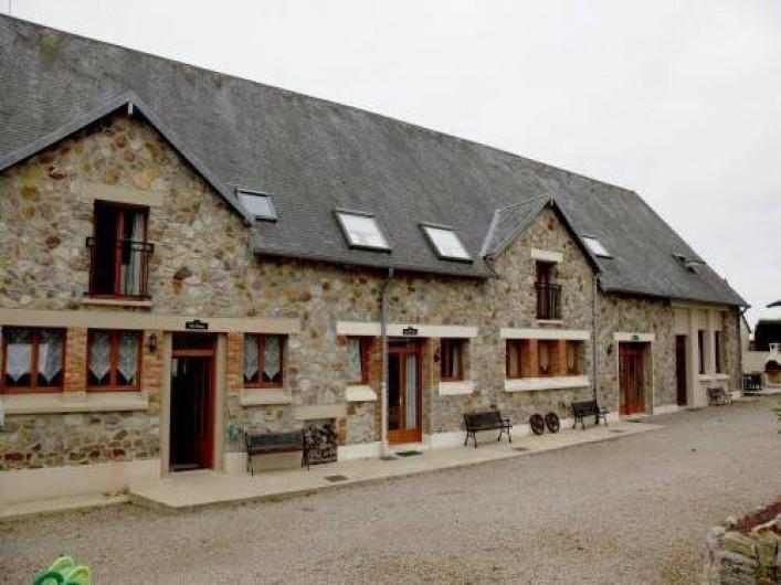 Location de vacances - Gîte à Sainteny - Les Gîtes Champêtres