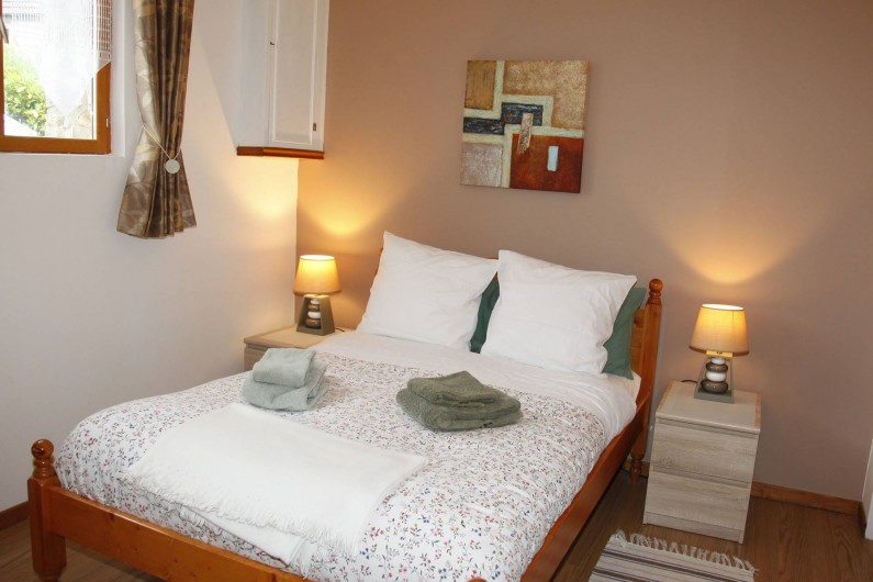 Location de vacances - Gîte à Sainteny - une chambre