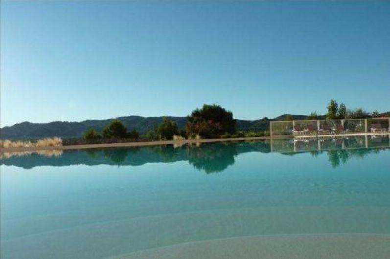 Mazet sur le golf de pont royal jardin et piscine proche - Location vacances avignon piscine ...