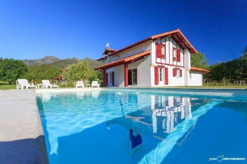 Location de vacances - Villa à Sare