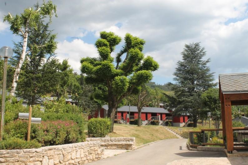 Location de vacances - Chalet à Meyrueis