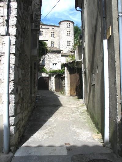 Location de vacances - Gîte à Vogüé - impasse du Bergeot