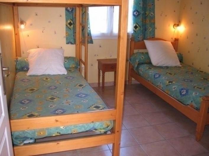 Location de vacances - Gîte à Vogüé - chambre2