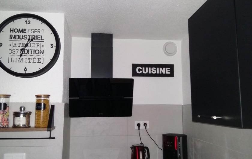 Location de vacances - Studio à Morzine - cuisine amenagee
