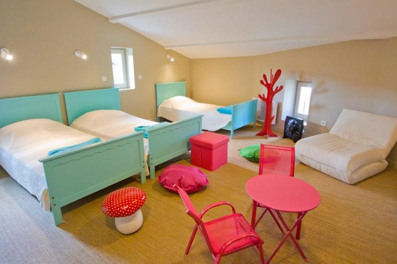Location de vacances - Mas à Le Pin - dortoir