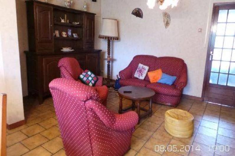 Location de vacances - Villa à Saint-Vivien-de-Médoc