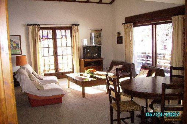 Location de vacances - Appartement à Saint-Gervais-les-Bains